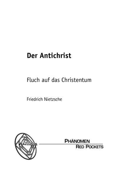 Der Antichrist - Phänomen-Verlag