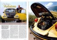 """VW 1303 S: Wie ein """"Gelb-schwarzer Renner"""" - Memminger Feine ..."""