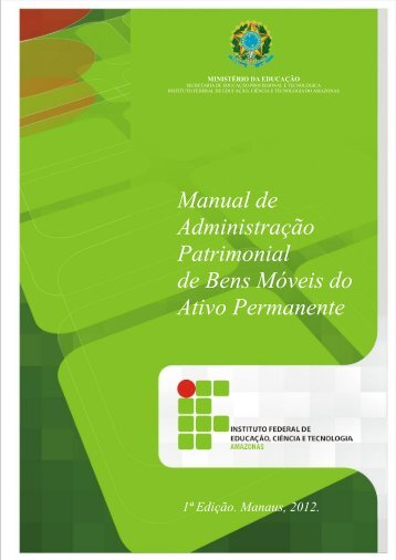 Manual de Administração Patrimonial de Bens Móveis do ... - Ifam