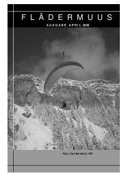 Ausgabe April - Fluggemeinschaft Alpstein