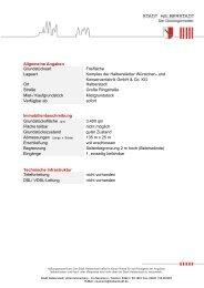 und Konservenfabrik GmbH & Co. - Halberstadt