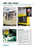 REIS SPOTTING AND TRY-OUT PRESSES - Reis Robotics - Page 4