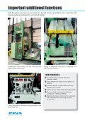 REIS SPOTTING AND TRY-OUT PRESSES - Reis Robotics - Page 6