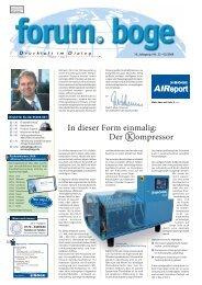 drin – alles dran - Boge Kompressoren