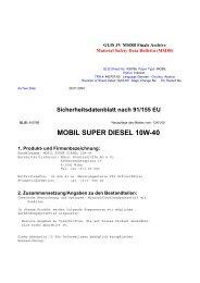 MOBIL SUPER DIESEL 10W-40 - Webkat