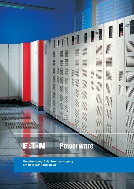 Eaton Referenz (PDF) - bei der IBH IT-Service GmbH