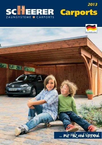 PDF - CARPORT-Preisliste - Markpine