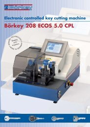 Börkey 208 ECOS 5.0 CPL - Boerkey