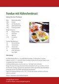 Fondue mit Hähnchenbrust - Page 2