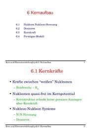 Vorlesung 6