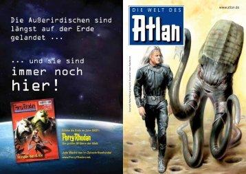 Die Welt des ATLAN - Perry Rhodan