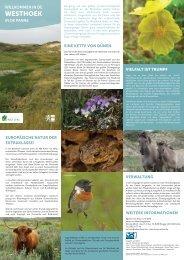 westhoek DU.indd - Agentschap voor Natuur en Bos