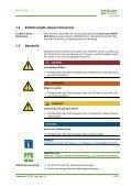 Handbuch CUBE20S PROFIBUS DP - Murrelektronik - Seite 5