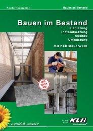 Bauen im Bestand - OBW GmbH Eisenhüttenstadt