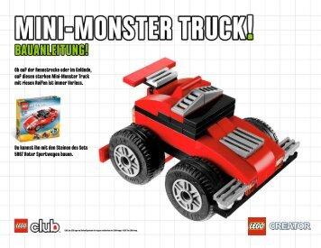 Ob auf der Rennstrecke oder im Gelände, auf diesen starken ... - Lego