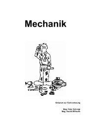 Mechanik - schnoegl.at