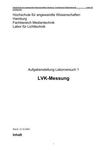 LVK-Messung