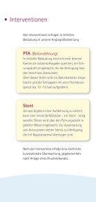 Interventionen an Blutgefäßen - Rottal-Inn-Kliniken - Seite 6