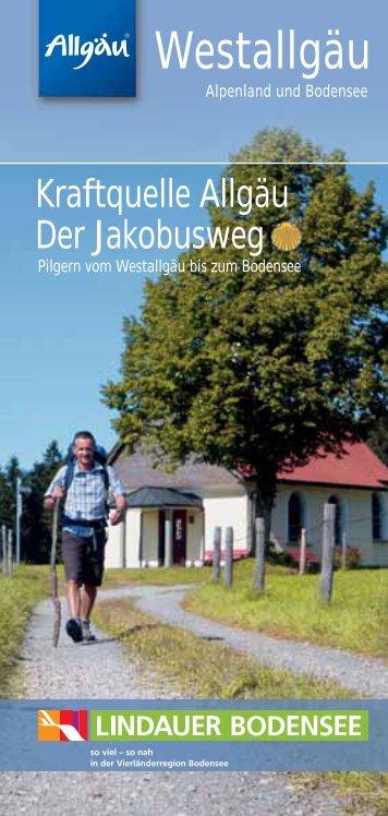 Kraftquelle Allgäu - Landkreis Lindau