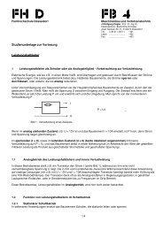 Leistungshalbleiter - Elektrotechnik und Elektrische Antriebe ...