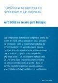 COMPRESORES DE TORNILLO DE ... - Boge Kompressoren - Page 2
