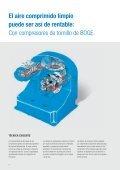 COMPRESORES DE TORNILLO DE ... - Boge Kompressoren - Page 4