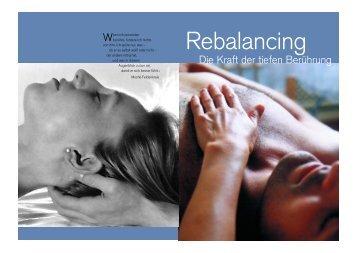 Rebalancing - Institut für Ayurveda