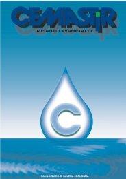 Company profile CEMASTIR - Cemastir Lavametalli srl