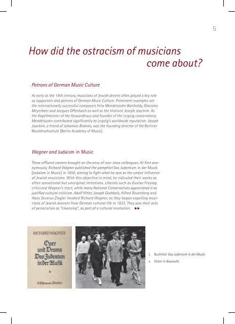 Von den Nazis verfemte Komponisten Ostracized ... - janfrontzek.de