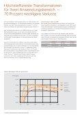 EcoDry Trockentransformator - Agentur Trafo-Umwelt - Seite 4