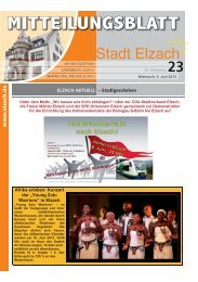 KW23 - Stadt Elzach