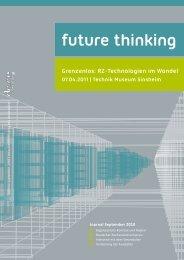 September-Ausgabe future thinking Journal downloaden