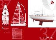 Prospekt - Vilm Yachten