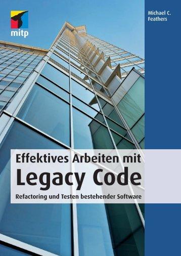 Legacy Code - Verlagsgruppe Hüthig Jehle Rehm GmbH