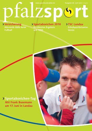 Pfalzsport-2011-06 - Budo-Club-Limburgerhof eV