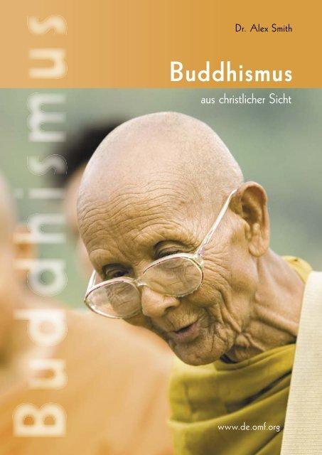 Buddhisten, die ein christlicher