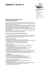 MERKBLATT M3-001-12 - DLRG