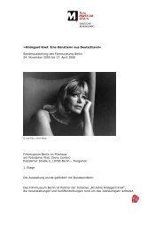 Hildegard Knef. Eine Künstlerin aus Deutschland - Deutsche ...