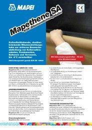 Mapethene SA - Mapei