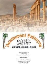 PDF-Download - Restaurant Palmyra