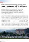 Lean Production mit Insellösung - Ersa - Seite 2