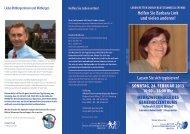 Helfen Sie Barbara Link und vielen anderen! - TSV Iffeldorf