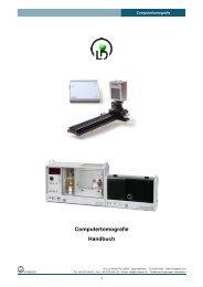 Computertomografie Handbuch - LD DIDACTIC