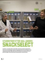 studentenfutter mal anders snackselect