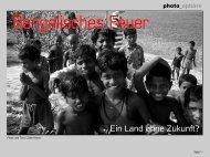 Bengalisches Feuer - Lüder Kruse