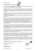 Das Sportjahr 2008 im kompletten Rückblick… Spielberichte ... - Seite 3