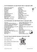 Das Sportjahr 2008 im kompletten Rückblick… Spielberichte ... - Seite 4