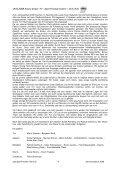 Das Sportjahr 2008 im kompletten Rückblick… Spielberichte ... - Seite 5