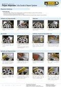 Felgen-Reparatur | Alu Scratch Repair System - Innotec Österreich - Seite 2