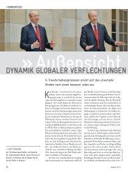 Akzente Dynamik globaler Verflechtungen (2/2012) - GIZ